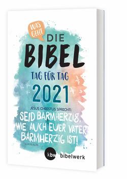 Was geht Die Bibel Tag für Tag 2021