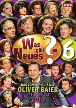Was gibt es Neues? Vol. 6 von Baier,  Oliver