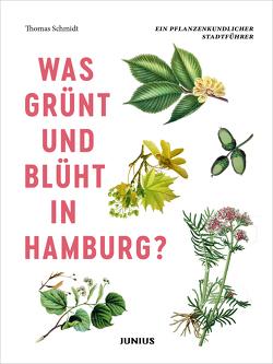 Was grünt und blüht in Hamburg? von Schmidt,  Thomas