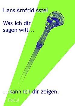 Was ich dir sagen will, kann ich dir zeigen von Astel,  Arnfrid, Astel,  Arnfrid Hans, Behringer,  Klaus, Herbertz,  Peter, Hohnschopp,  Christine