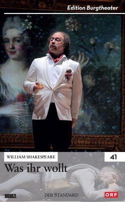 Was ihr wollt von Ofczarek,  Nicholas, Shakespeare,  William