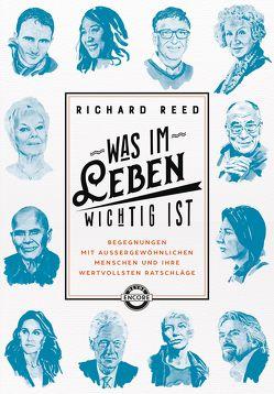 Was im Leben wichtig ist von Kerr,  Samuel, Reed,  Richard, Traupe,  Dorothea