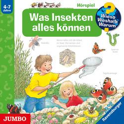 Was Insekten alles können von Mierau,  Jenny, Szylowicki,  Sonja, u.v.a.