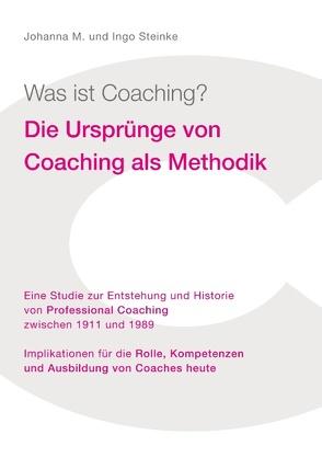 Was ist Coaching? von Choate,  Claudia