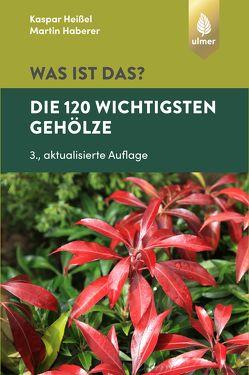 Was ist das? Die 120 wichtigsten Gehölze von Haberer,  Martin, Heißel,  Kaspar