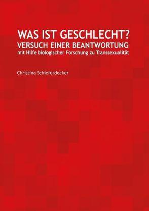 Was ist Geschlecht? von ATME e.V., Schieferdecker,  Christina