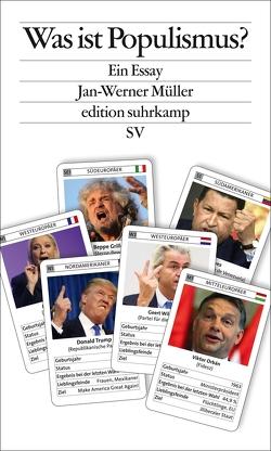 Was ist Populismus? von Müller,  Jan-Werner