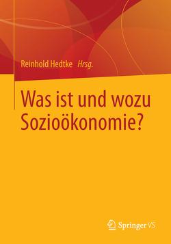 Was ist und wozu Sozioökonomie? von Hedtke,  Reinhold