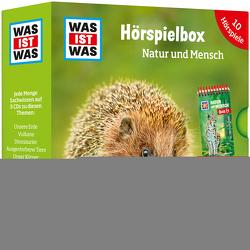 WAS IST WAS 5-CD Hörspielbox Natur und Mensch