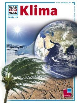 Was ist was, Band 125: Klima von Buggisch,  Christian, Buggisch,  Werner, Reimann,  Eberhard