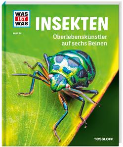 WAS IST WAS Band 30 Insekten. Überlebenskünstler auf sechs Beinen von Rigos,  Alexandra