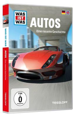 WAS IST WAS DVD Autos. Eine rasante Geschichte