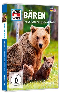 WAS IST WAS DVD Bären. Auf der Spur der großen Grizzlys