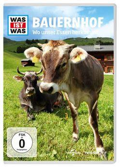 WAS IST WAS DVD Bauernhof. Wo unser Essen herkommt