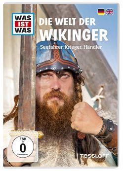 WAS IST WAS DVD Die Welt der Wikinger. Seefahrer, Krieger, Händler von Rose,  Gabriele