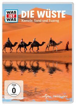 WAS IST WAS DVD Die Wüste. Kamele, Sand und Tuareg