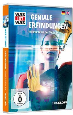 WAS IST WAS DVD Geniale Erfindungen. Meilensteine der Technik