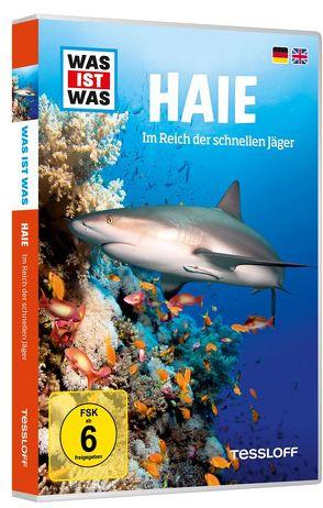 WAS IST WAS DVD Haie. Im Reich der schnellen Jäger