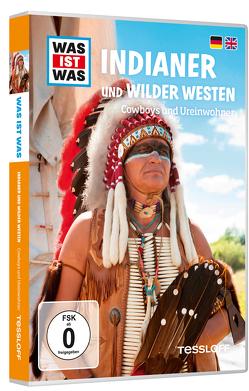 WAS IST WAS DVD Indianer und Wilder Westen. Cowboys und Ureinwohner