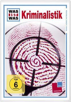 WAS IST WAS DVD Kriminalistik. Den Tätern auf der Spur
