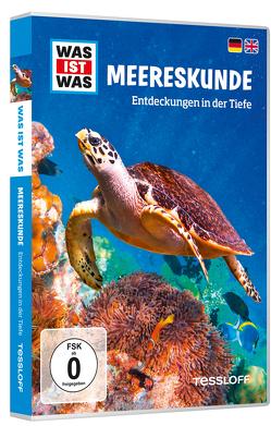 WAS IST WAS DVD Meereskunde. Entdeckungen in der Tiefe