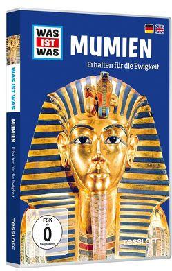 WAS IST WAS DVD Mumien. Erhalten für die Ewigkeit