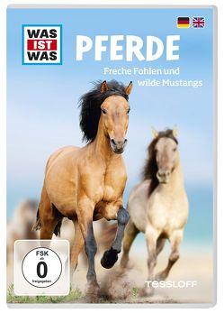 WAS IST WAS DVD Pferde. Freche Fohlen und wilde Mustangs