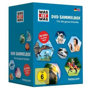 WAS IST WAS DVD Sammelbox mit 26 Folgen