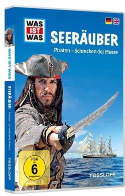 WAS IST WAS DVD Seeräuber. Piraten – Schrecken der Meere