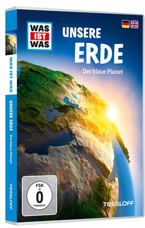 WAS IST WAS DVD Unsere Erde. Der blaue Planet
