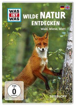 WAS IST WAS DVD Wilde Natur entdecken. Wald, Wiese, Watt
