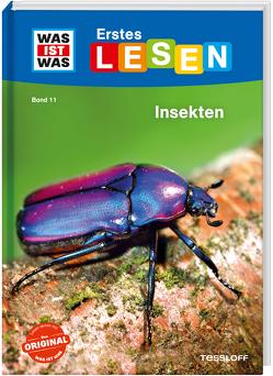 WAS IST WAS Erstes Lesen Band 11 Insekten von Braun,  Christina