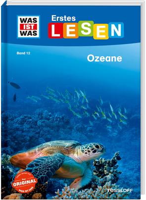WAS IST WAS Erstes Lesen Band 12 Ozeane von Braun,  Christina