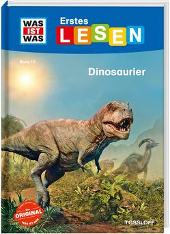 WAS IST WAS Erstes Lesen Band 13. Dinosaurier von Bischoff,  Karin, Koch,  Ruth