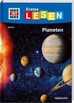 WAS IST WAS Erstes Lesen, Band 2: Planeten von Braun,  Christina, Gerstner,  Marie
