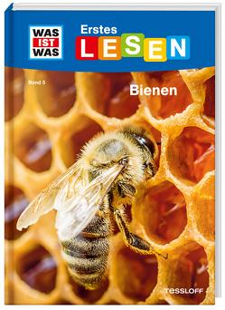 WAS IST WAS Erstes Lesen Band 5. Bienen von Braun,  Christina, Koch,  Ruth, Tessloff Verlag
