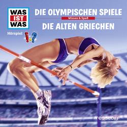 WAS IST WAS Hörspiel. Die Olympischen Spiele / Die alten Griechen. von Haderer,  Kurt, Krumbiegel,  Crock