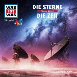 WAS IST WAS Hörspiel. Die Sterne / Die Zeit. von Carlsson,  Anna, Haderer,  Kurt, Hameyer,  Jan, Illi,  Günther, Krumbiegel,  Crock, Riedl,  Jakob