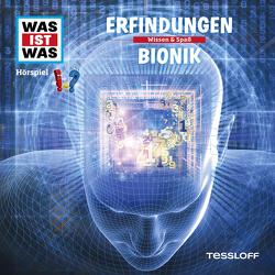 WAS IST WAS Hörspiel. Erfindungen / Bionik. von Baur,  Dr. Manfred, Krumbiegel,  Crock, Semar,  Kristiane