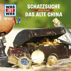 WAS IST WAS Hörspiel. Schatzsuche / Das alte China. von Falk,  Matthias, Krumbiegel,  Crock