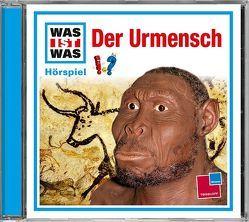 WAS IST WAS Hörspiel-CD: Der Urmensch von Haderer,  Kurt, Illi,  Günther, Krumbiegel,  Crock