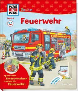 WAS IST WAS Junior Band 4. Feuerwehr von Braun,  Christina, Humbach,  Markus