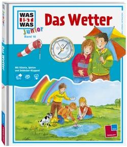 WAS IST WAS Junior Band 18. Das Wetter von Herrmann,  Heike, Pohl,  Daniela