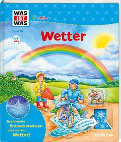 WAS IST WAS Junior Band 18 Wetter von Döring,  Hans Günther, Oftring,  Bärbel
