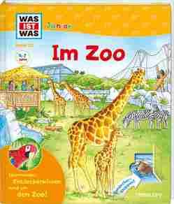 WAS IST WAS Junior Band 22. Im Zoo von Lohr,  Stefan, Oftring,  Bärbel