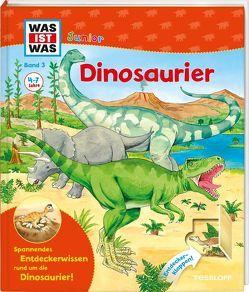 WAS IST WAS Junior Band 3. Dinosaurier von Oftring,  Bärbel, Vohwinkel,  Astrid
