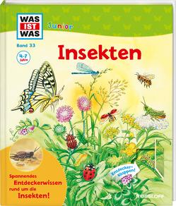 WAS IST WAS Junior Band 33. Insekten von Döring,  Hans Günther, Oftring,  Bärbel, Tessloff Verlag