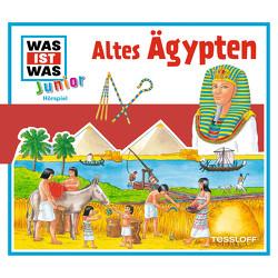 WAS IST WAS Junior Hörspiel. Altes Ägypten von Kaiser,  Claudia, Lehmann-Horn,  Markus, Lickleder,  Martin