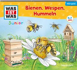 WAS IST WAS Junior Hörspiel-CD. Bienen
