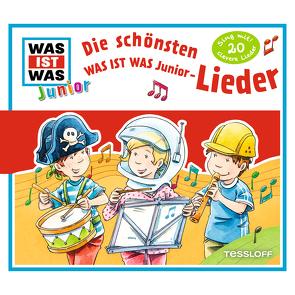 WAS IST WAS Junior Hörspiel. Die schönsten WAS IST WAS Junior-Lieder von Lehmann-Horn,  Markus